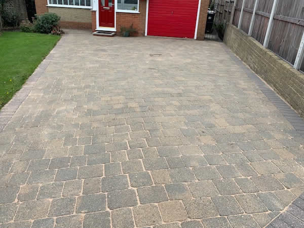 block paving cleaned bolton