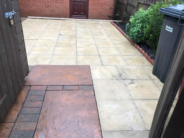 patio cleaners bolton