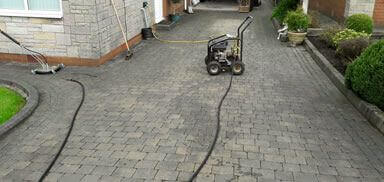 Driveway cleaning bolton