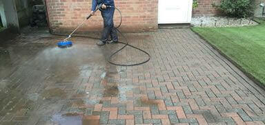 Block Paving cleaners bolton