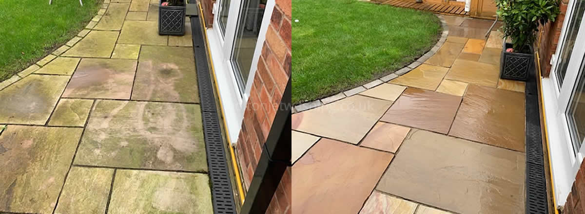 jet wash patio cleaners bolton